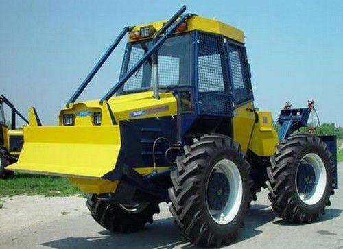 Eladó ECO TRAC SKIDDER 55 V vonszoló traktor 1 db fotó