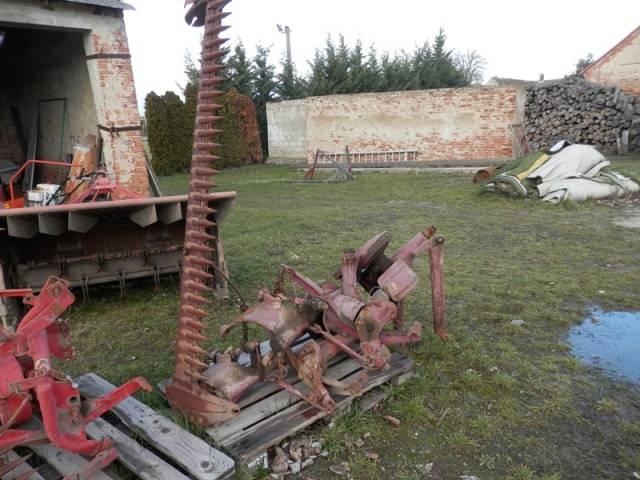 Eladó Schäffer Schmotzer 180 cm. széles alternáló fükasza 1 db fotó