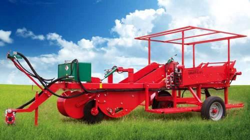 Eladó GREEN 650/5G, GREEN 750/5 Egysoros burgonya kiszedő-kombájn 1 db fotó