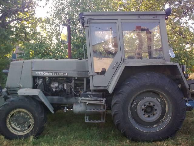 Eladó Fortschritt zt 323/a traktor 1 db fotó