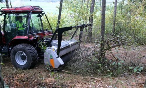 Eladó erdészeti szárzúzó 1 db fotó