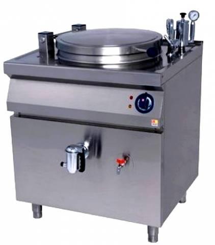 Eladó ELR-151 150 l-es indirekt, elektromos fűtésű főzőüst 1 db fotó