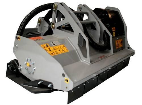 Eladó FAE UML/SSL - UML/SSL/VT zúzó, 75 és 120 lóerős kompaktrakodókhoz, fix kalapácsos rotorral 1 db fotó