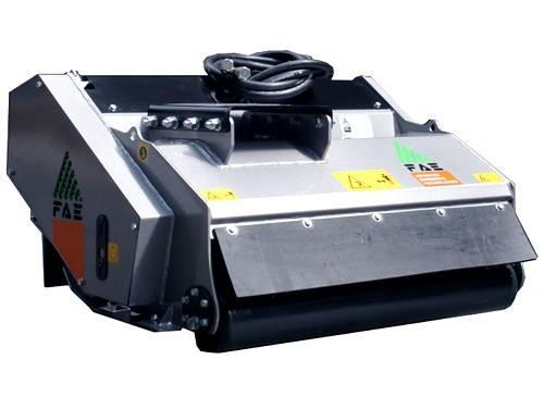 Eladó FAE PML / EX hidrohajtású szárzúzók lengő kalapácsos rotorral kotrógépekre, amelynek tömege 5, 5 és 7, 5 t. 1 db fotó