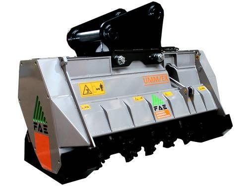 Eladó FAE UMM EX – UMM EX DT – UMM/EX VT hidraulikus hajtású, fix fogas rotorral 20-30 t-ás kotrógépekre 1 db fotó