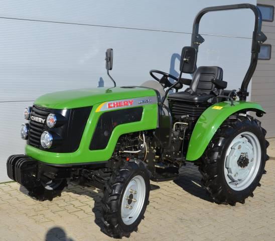 Eladó Zoomlion-Chery RD254-A traktor 1 db fotó