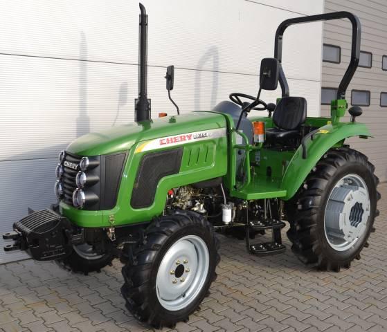 Eladó Zoomlion-Chery traktor 1 db fotó