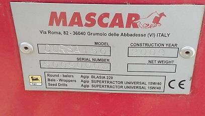 Eladó Mascar Corsa 150L 1 db fotó