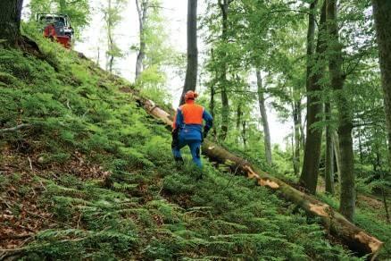 Eladó KRPAN SI erdészeti csörlő 1 db fotó