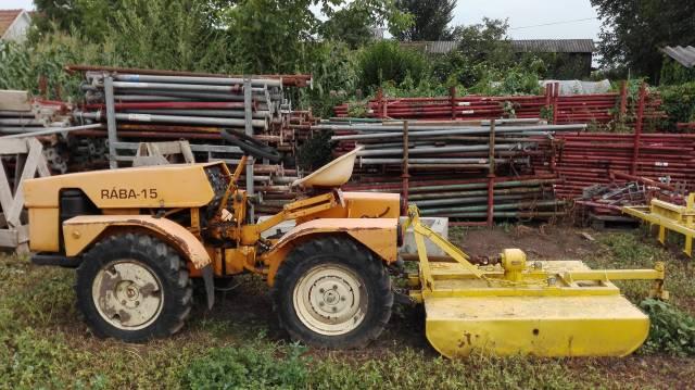 Eladó RÁBA 15 traktor 1 db fotó