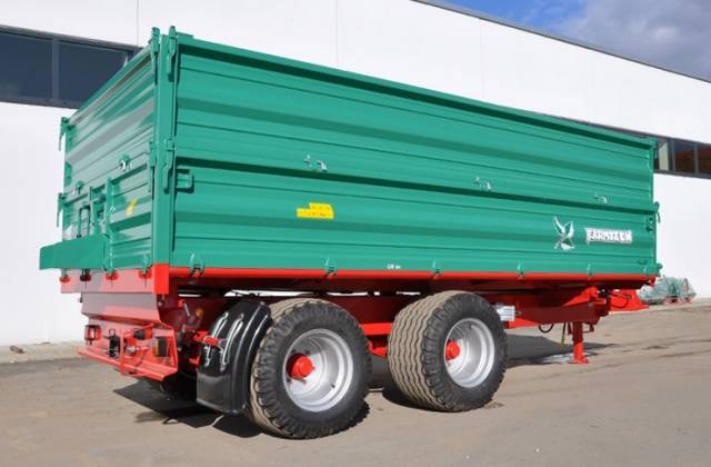Eladó Farmtech TDK-1100 pótkocsi 1 db fotó