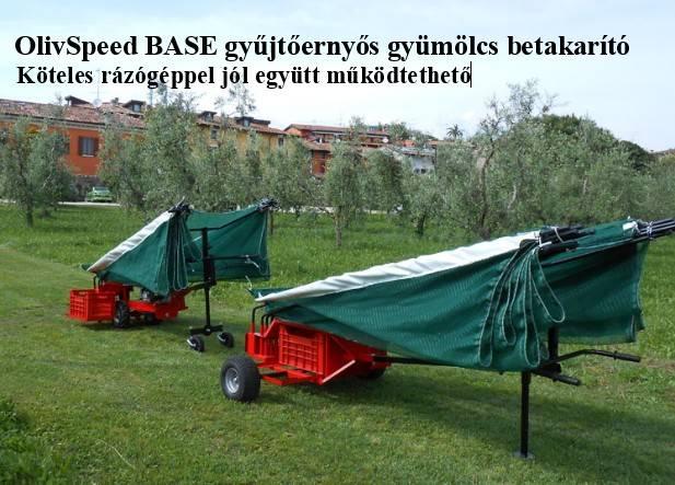 Eladó OlivSpeed BASE gyűjtőernyő 1 db fotó