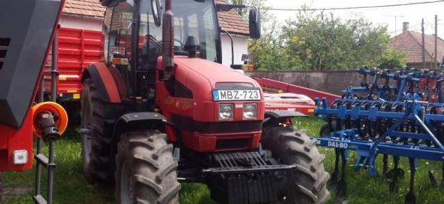Eladó MTZ MTZ 1523.4 traktor 1 db fotó