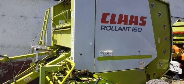 Eladó Claas Claas Rollant 160 bálázó 1 db fotó