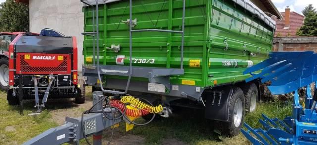 Eladó Metal-Fach pótkocsi 1 db fotó