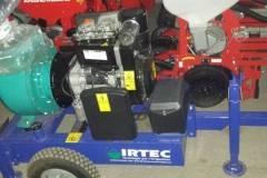 Eladó Irtec L44S001 motoros szivattyú raktárról 1 db fotó