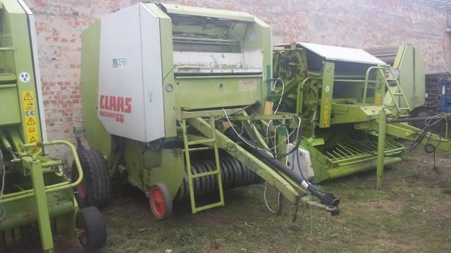 Eladó Claas Claas Rollant 66 bálázó 1 db fotó