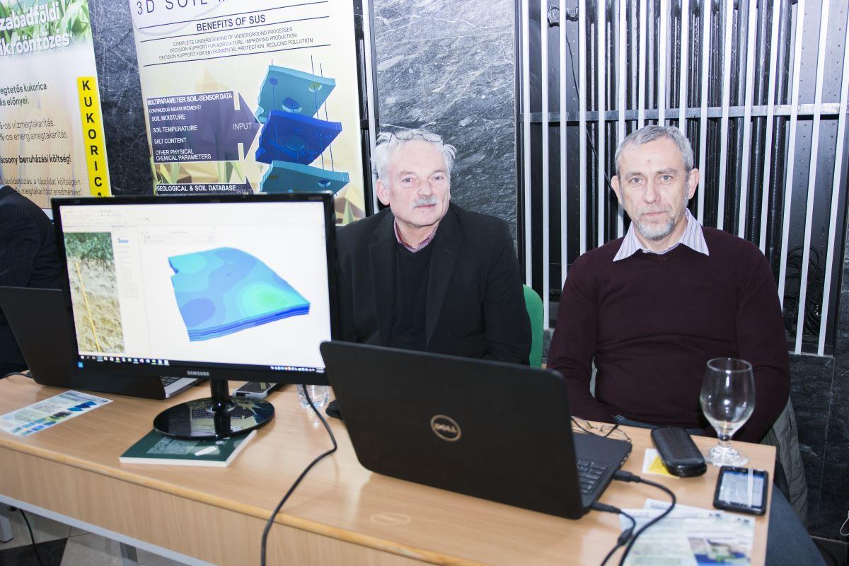 3D talajnedvesség monitoring rendszer fejlesztése a víztakarékos agrotechnika és a termésbiztonság fokozása érdekében